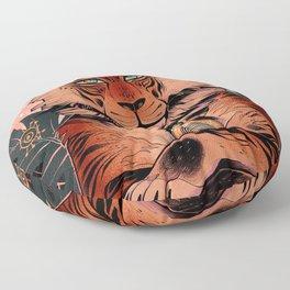 Bengal Beauty Floor Pillow