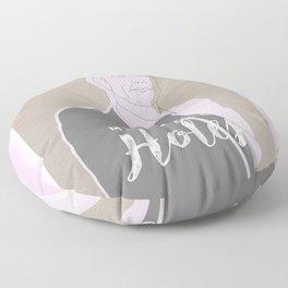 Future mrs Paul Holes Floor Pillow