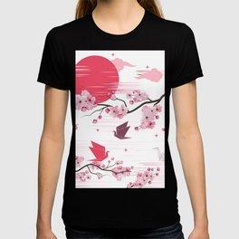 Sakura Blooms T-shirt