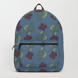 beets pattern Backpack