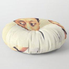 James Baldwin, Literary Legend Floor Pillow
