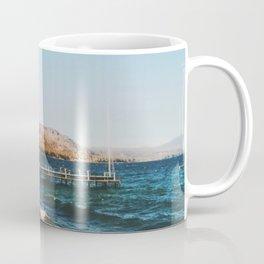 McKinney Shores HOA Beach, Lake Tahoe, California  Coffee Mug
