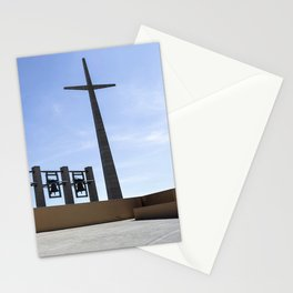 Padre Pio Pilgrimage Church Stationery Cards