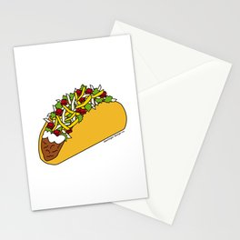 Because Tacos Stationery Cards