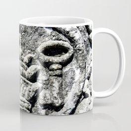Ancient Church Carvings Coffee Mug