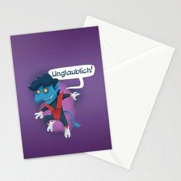 Little Nightcrawler Stationery Cards