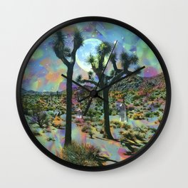 Desert Feelings Wall Clock