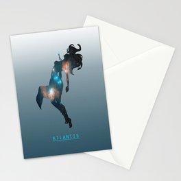 Space Princesses: Kida Stationery Cards
