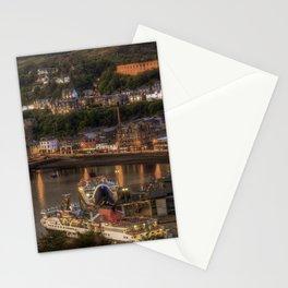Oban Promenade  Stationery Cards