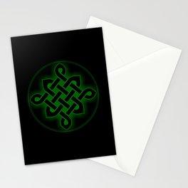 celtic knot symbol Stationery Cards