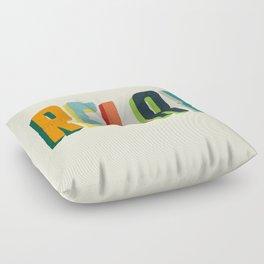 Relax Floor Pillow