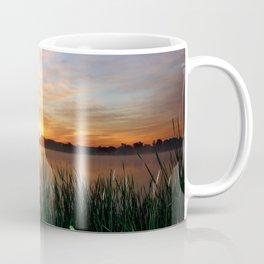 Sunrise At the Lake Coffee Mug