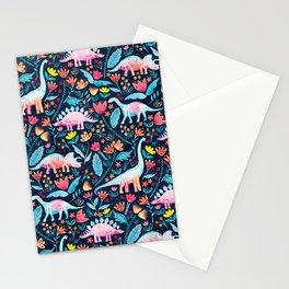 Dinosaur Delight Stationery Cards