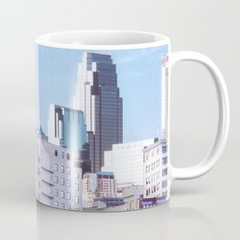 Minnesota Skylines-Minneapolis-Saint Paul-Duluth Coffee Mug