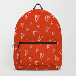 Heart Doodles 2 Backpack