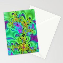 Groovin' In Yellows Stationery Cards