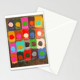 Hurricane Harvey Donation Art Stationery Cards