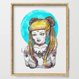 Sailor Moon Fanart Serving Tray