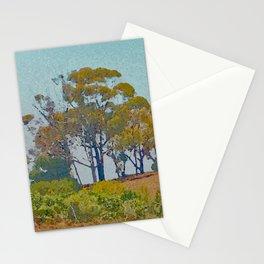Eucalyptus Trees Stationery Cards