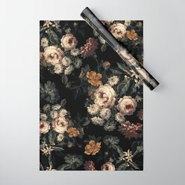 Midnight Garden XIV Wrapping Paper