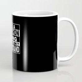 MCMAHON Surname Personalized Gift Coffee Mug