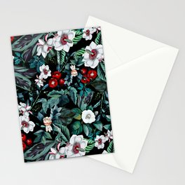 Midnight Garden V Stationery Cards