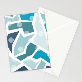 Pattern Modern2 Stationery Cards