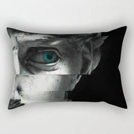 David's eye Rectangular Pillow