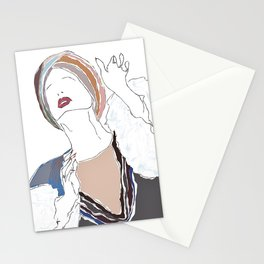 Patti LuPone - With One Look Stationery Cards