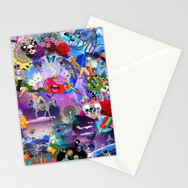 Nonsensical Stationery Cards