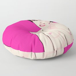 $A$HA/GR3Y Floor Pillow