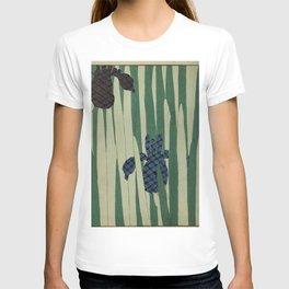 Japanese Iris T-shirt