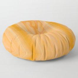 Mantra [Beige Yellow] Floor Pillow