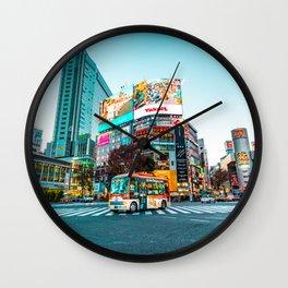 Tokyo 41 Wall Clock