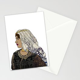 No Ban No Wall   Art Series - The Jewish Diaspora 003 Stationery Cards