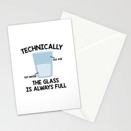 Chemist Water Chemistry Biochemistry Teacher Gift Stationery Cards