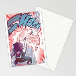 Deku Vs Todoroki Smash Stationery Cards