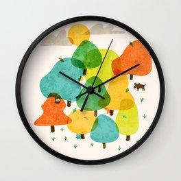 Smol Tings Wall Clock