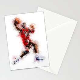 michaeljordan Stationery Cards