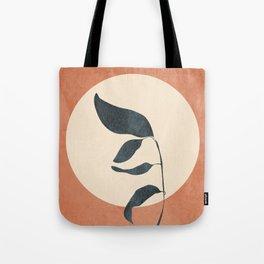 Summer Leaves Tote Bag