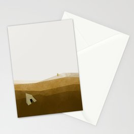 Architecture never dies #2 Stationery Cards