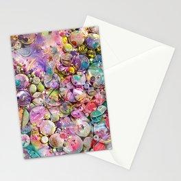 Blushing Guardian  Stationery Cards