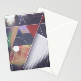 Patch Work Stationery Cards