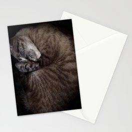 Cozy AF (vertical) Stationery Cards