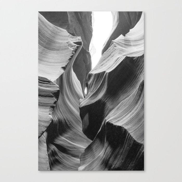 ANTELOPE CANYON / Arizona Desert Leinwanddruck