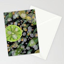 Mojito Pattern Stationery Cards