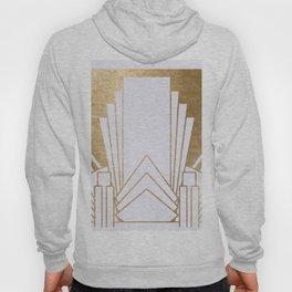 Art Deco design - blonde Hoody