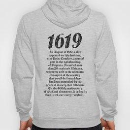 Project 1619 Established American Black History Hoody