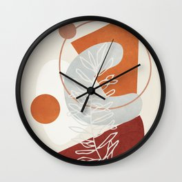 Branch and Geometry 1 Wall Clock
