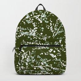 Berii Ni: Pine + Mint Backpack
